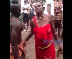 恐怖映像|アフリカに男性器を引きちぎる儀式があるらしい・・・・・・