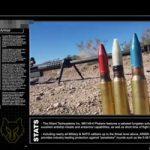 実験映像|防弾チョッキがどこまで防げるのか20mmのライフルを撃ってみて検証してみた。