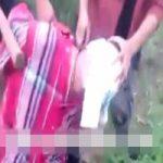 メキシコカルテルに捕まった人達が見せしめで首を切り落とされる
