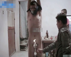 幼い娘をレイプされた父親の報復記録 強姦魔を縛り付けて股間に火を付けて・・・