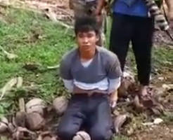 子供でも容赦なし!ISISに捕まったら容赦なく首を落とされる…