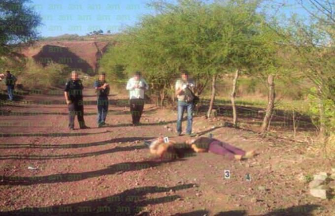 グロ画像 カルテルに拉致されたら女の子でも簡単に殺されて道端に捨てられるとか怖すぎる。