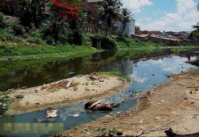 レイプ死体|レイプされてから殺され川に捨てられた女性の遺体が無残過ぎる・・・