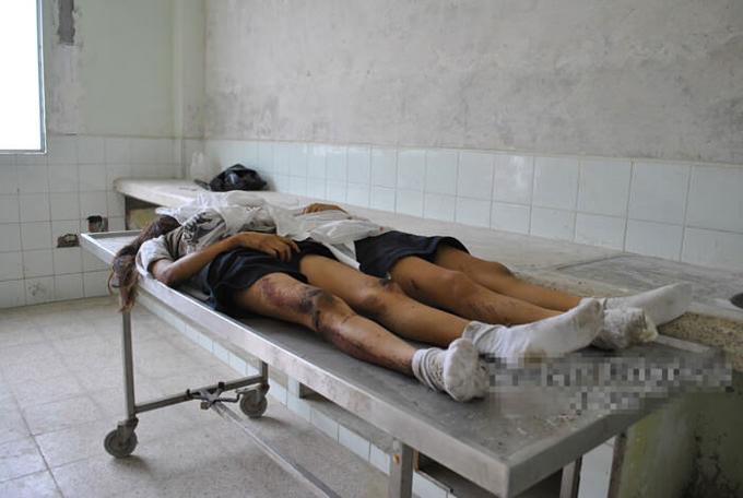 JK 死体|制服のまま死んでしまった女子高生の死体画像集・・・