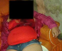 マフィアと関わりを持った妊婦の末路→容赦なくヘッドショットされ胎児もろとも殺害される