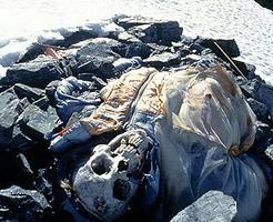ベテラン登山家でも10人に1人死ぬ事があるエベレストで死んだ登山家の現状