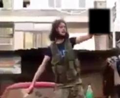 見せしめで首切り落として処刑されているのが12歳の男の子なシリアの現実