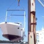 億単位で買ったのに進水式で沈没したヨットの浸水式がコチラw