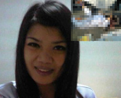 タイの美女ナースさんの脳みそ丸みえのガチグロ画像