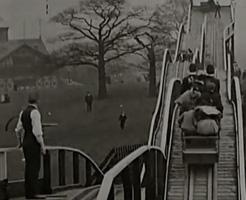19世紀のジェットコースターがメッチャ楽しそうな件wでもアブねーよw