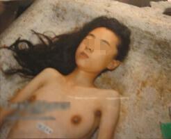 遺体安置所で可愛い女の子の裸だけを選んで撮影してきたよ