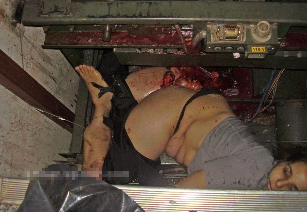 日本でも稀に発生する死亡者が出た時のエレベーター事故現場