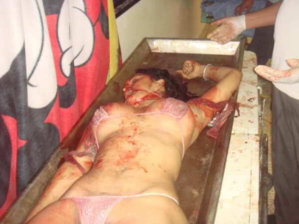 R・I・P…レイプ殺人の犠牲になった美女たちのエログロ死体画像まとめ