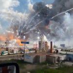 メキシコの花火市場がエクスプロージョンする大惨事!少なくとも26人が死亡のもよう・・・
