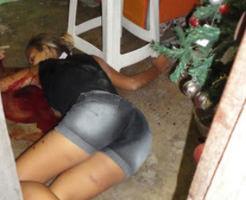 クリスマスの夜に殺された19歳美少女…ファッキンX'mas!!