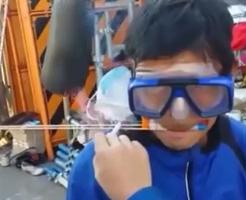 グロ動画|日本のDQNの悪ふざけが笑えないんだが?ロケット花火を咥えさせて点火・・・