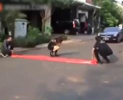 衝撃映像|「美女に車が突っ込んだと思ったらいつの間にか助手席にいた」何を言っているのか、わからねーと思うが(ry