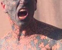 グロ画像|人間の死体のジグソーパズルとか完成する前に精神病むわ・・・