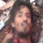 グロ動画|自爆テロ犯人の死顔がちょっと笑顔な件・・・
