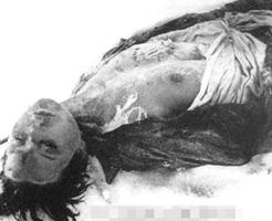 グロ画像|ソ連の美人活動家ゾーヤ・コスモデミヤンスカヤが処刑される時の写真をご覧下さい