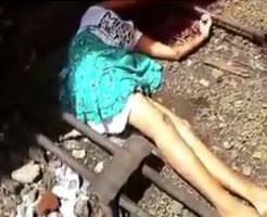 グロ動画|10代前半の少女の首なし死体映像…自殺だそうです※閲覧注意