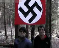 グロ動画|ロシアのネオナチ、手始めに移民狩りをした犯行記録がこれ