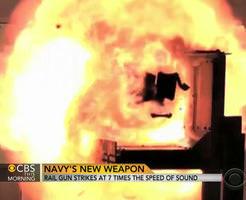 衝撃|発射速度8500km!アメリカ海軍のレールガン開発現場に行ってきたw