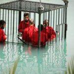 閲覧注意|ISISの処刑で斬首以外に残酷な処刑方法が「水檻」