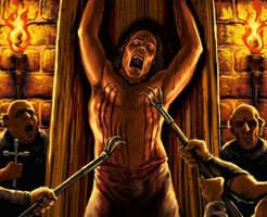 超・閲覧注意|手首切り落として目も潰して…生きた人間を拷問してみた ※音声も注意
