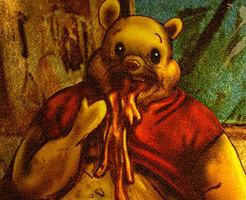 衝撃|クマさんはお友達☆楽器演奏で打ち解けよう♪ ← 嫌な予感しかしない…