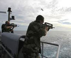 虐殺|漁民の保護?そんなん知らんわ!撃ち殺して海中に沈めたろ!