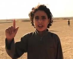 グロ動画|~銃殺から斬首まで~捕虜使って子どもたちに訓練させてみました byイスラム国