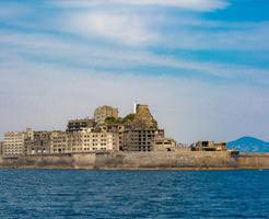 軍艦島|長崎の端島行ってきた画像?ストリートビューうpする
