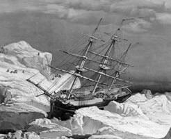 グロ画像|19世紀最大の遭難、北極航路遠征隊(フランクリン遠征隊)の遺体埋葬現場