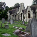 画像|夜なら絶対怖い(確信 けど明るいうちはなんだか神秘的に見える世界の墓地ギャラリー