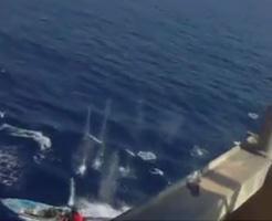 衝撃|ソマリアで海賊に出くわしたから船ごと蜂の巣にしてみた