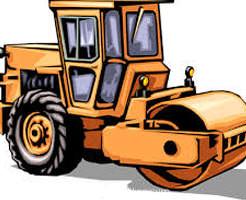 グロ画像|ロードローラー作業場で遊んでる子供、何かにぶつかった音がして…