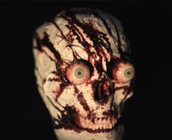 閲覧注意|硫酸バケツに顔を突っ込んで自殺した男性?顔が完全に溶けてる…