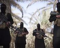 グロ動画 ISIS(イスラム国)の最新処刑映像、吊り下げた人たちを銃の的にして蜂の巣にする…