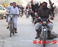 【閲覧注意】ひゃっはー!しながらバイク、車で死体を街中で引きずり回す世紀末感が溢れる世界が地球上に