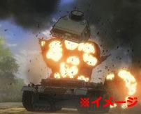 【戦争】内部で失火?目の前で戦車が大爆発、搭乗員が死亡する瞬間