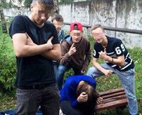 【閲覧注意】中学生のイジメグループ、14歳の少女をレイプ・暴行してSNSにアップする=ロシア