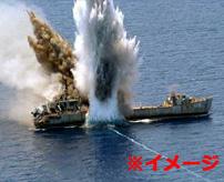 【衝撃】大西洋で違法漁業していた中国船、アルゼンチン海軍に撃沈される
