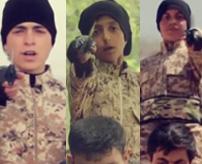 【グロ動画】声変わりもしていない子供が大人を斬首していくISIS(イスラム国)の処刑映像
