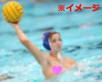 【エロ】カメラさんグッジョブ!女子水球の試合中にカメラ回した結果、パラダイスだったw