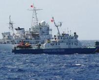 【衝撃】体当りして放水…そのうち戦争になりそうな南シナ海のベトナム船 VS 中国船