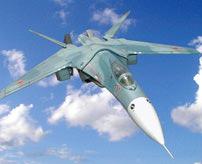 【衝撃】ロシアが開発した最高速度マッハ2の超音速ステルス機がカッコよすぎたw