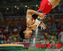 【衝撃】世界記録はオレのものだ!→ジャンプ着地失敗で首折る体操選手 =北朝鮮