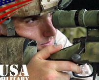 【衝撃】狙った獲物は逃がさない!狙撃兵に標的にされ吹き飛ぶ瞬間がリアル=アメリカ