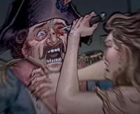 【閲覧注意】目の周りに包丁を入れて肉をえぐって、刃先でぺろん。殺した相手を斬首して目もえぐり出すとか…